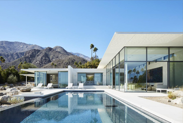 Palm Springs Custom Residence - Project image
